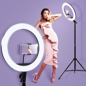 """14"""" LED Ring Light/ Selfie Light - Glow Ring Light Co. Australia - Free Shipping + AfterPay"""