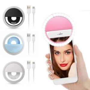 Pocket Selfie Ring Light for Phone - Glow Ring Light Co. Australia - Free Shipping + AfterPay