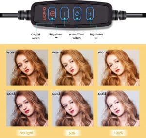 """12"""" LED Ring Light/ Selfie Light - Glow Ring Light Co. Australia - Free Shipping + AfterPay"""