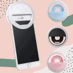 Pocket Selfie Ring Light for Phone/iPad