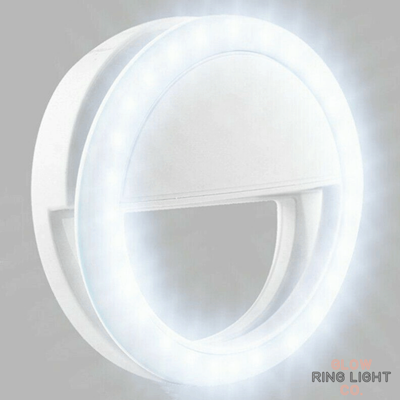 Pocket Selfie Ring Light for Phone/iPad - Glow Ring Light Co. Australia - Free Shipping + AfterPay
