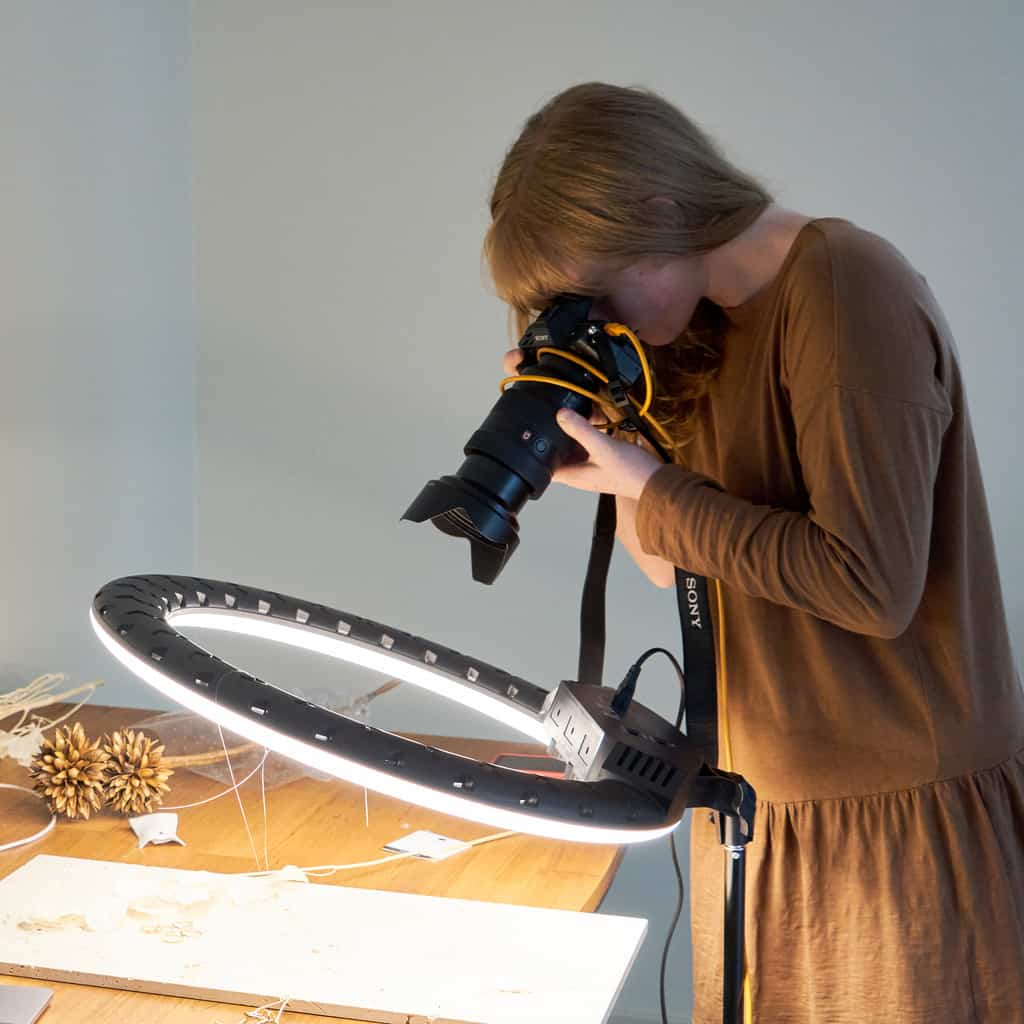 photographer glow ring light australia