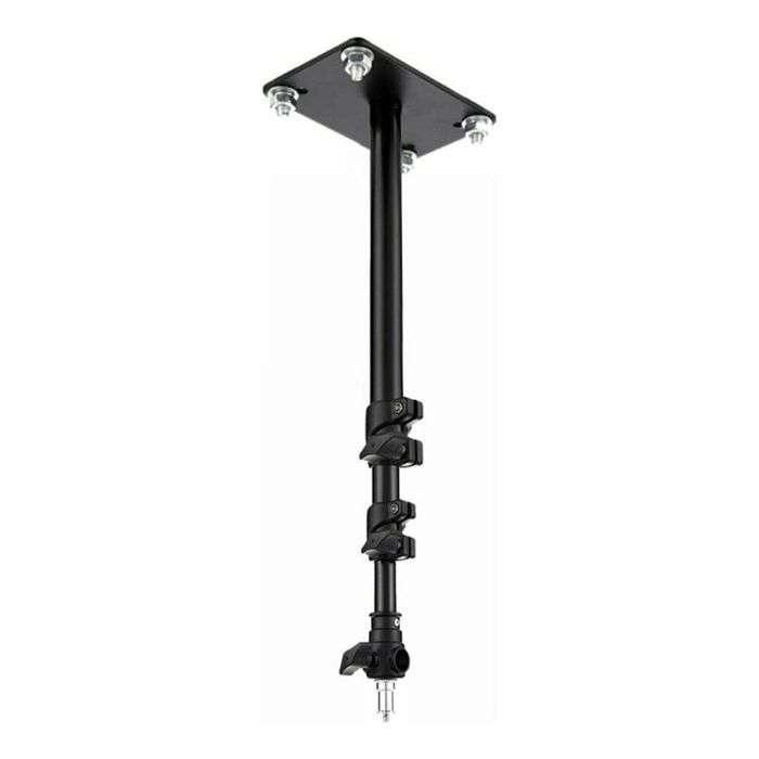 Adjustable Ceiling Mount Boom for Ring Light - Glow Ring Light Co. Australia